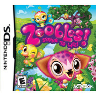 Zoobles For Nintendo DS DSi 3DS 2DS - EE706079