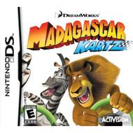 Madagascar Kartz Game Only For Nintendo DS DSi 3DS 2DS Flight - EE706084