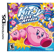 Kirby Mass Attack For Nintendo DS DSi 3DS 2DS - EE706085