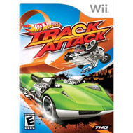 Hot Wheels Track Attack For Wii With Manual And Case - EE706147