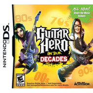 Guitar Hero On Tour: Decades For Nintendo DS DSi 3DS 2DS Music - EE706148