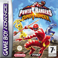 Power Rangers Dino Thunder GBA For GBA Gameboy Advance Fighting - EE706292