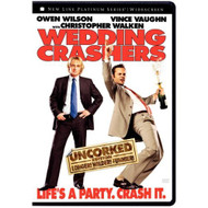 Wedding Crashers Unrated Widescreen Edition On DVD With Owen Wilson - XX706428