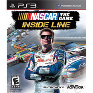 NASCAR The Game Inside Line For PlayStation 3 PS3 Racing - EE706500