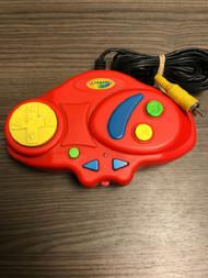 Crayola Controller Techno Source Multi-Color Gamepad UBU509 - EE706537