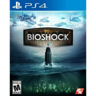 Bioshock: The Collection For PlayStation 4 PS4 - EE706643