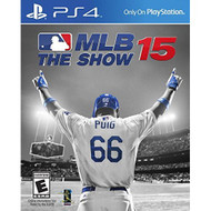 MLB 15: The Show For PlayStation 4 PS4 Baseball - EE706647