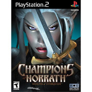 Champions Of Norrath For PlayStation 2 PS2 RPG With Manual and Case - EE706656