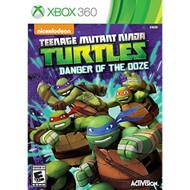 Teenage Mutant Ninja Turtles: Danger Of The Ooze For Xbox 360 Fighting - EE586220