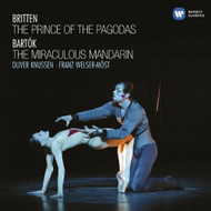 Britten And Bartok By Bela Bartok And Benjamin Britten On Audio CD - EE706791