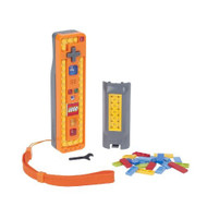 Lego Play And Build Remote Orange/gray For Wii Grey Multi-Color CPFA88 - EE706832