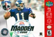 Madden 2002 For N64 Nintendo - EE706934