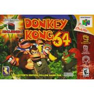 Donkey Kong 64 Nintendo 64 For N64 - EE706940