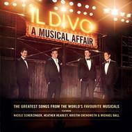 Musical Affair By Il Divo On Audio CD Album 2013 - DD633661