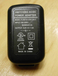 Generic Switching AC To DC Power Adapter Wall Charger With USB Port - EE707164