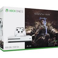 Xbox One S 500GB Console Shadow Of War Bundle - ZZ707169