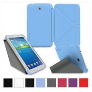 rooCASE RC-GALX7-LITE-OG-SS-BL Samsung Galaxy Tab 3 Lite 7.0 Origami  - EE707223