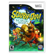 Scooby-Doo And The Spooky Swamp For Wii - EE707240