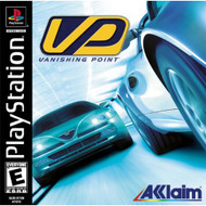 Vanishing Point For PlayStation 1 PS1 Racing - EE707276