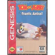 Tom And Jerry 2: Frantic Antics For Sega Genesis Vintage - EE707387