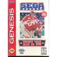 NFL '95 For Sega Genesis Vintage Football - EE707391