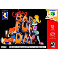 Conker's Bad Fur Day Game For N64 Nintendo Rare - EE707399