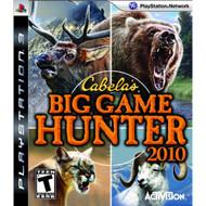 Cabela's Big Game Hunter '10 Game Only For PlayStation 3 PS3 Shooter - EE707421
