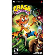 Crash Bandicoot: Mind Over Mutant Sony For PSP UMD With Manual and - EE707581