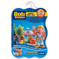 V Smile Game: Bob The Builder Bob's Busy Day For Smile TV Learning - EE707613