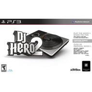 DJ Hero 2 Turntable Bundle For PlayStation 3 PS3 BGQ192 - EE707805