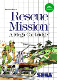 Rescue Mission System For Sega Master Vintage - EE708027