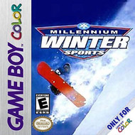 Millennium Winter Sports On Gameboy Color Extreme Sports - EE708103