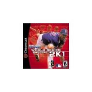 World Series Baseball 2K1 For Sega Dreamcast With Manual and Case - TT214358