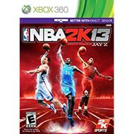 NBA 2K13 Basketball For Xbox 360 - RR209809