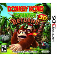 Donkey Kong Country Returns 3D For 3DS - EE708182