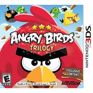 Angry Birds Trilogy Nintendo For 3DS Puzzle - EE708183