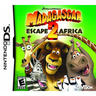Madagascar 2: Escape 2 Africa For Nintendo DS DSi 3DS 2DS - EE708188