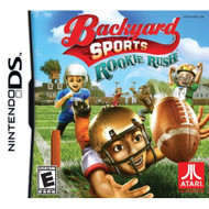 Backyard Sports Football: Rookie Rush For Nintendo DS DSi 3DS 2DS - EE708275