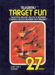 Target Fun For Atari Vintage - EE708287