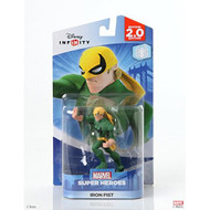 Disney Infinity: Marvel Super Heroes 2.0 Edition Iron Fist Figure Not - EE708335