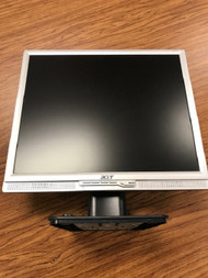 Acer AL1917 19 Inch LCD Monitor Silver - EE708355