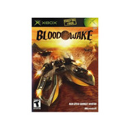 Blood Wake For Xbox Original With Manual And Case - EE708534