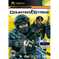 Counter-Strike Xbox For Xbox Original With Manual And Case - EE708533