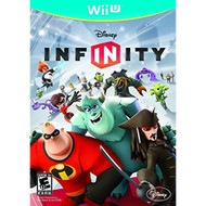 Disney Infinity Game Only Nintendo Wii For Wii U With Manual and Case - EE708590