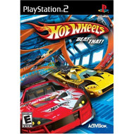 Hot Wheels: Beat That For PlayStation 2 PS2 With Manual and Case - EE708615