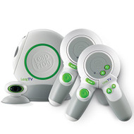 Leapfrog Leaptv Educational Active Video Game System And Additional - EE708680