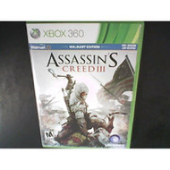 Assassin's Creed III Game For Xbox 360 - EE708781