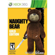 Naughty Bear Gold Edition Xbox 360 For Xbox 360 - EE708785