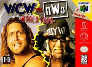 WCW Vs NWO World Tour For N64 Nintendo Wrestling - EE708815