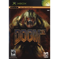 Doom 3 For Xbox Original With Manual and Case - EE708842